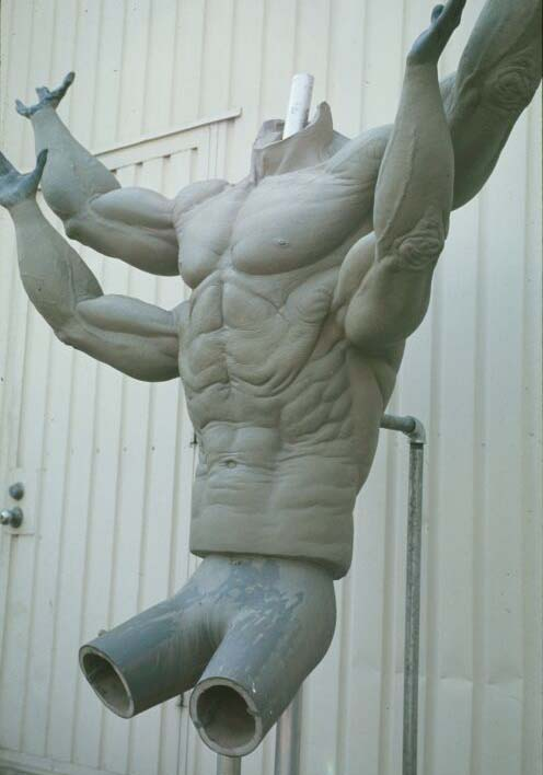 Goro Body Sculpture