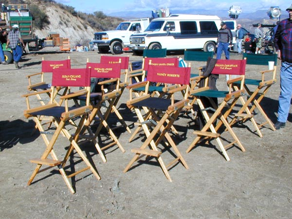Crew chairs