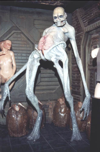 Alien: Resurrection - Newborn Alien
