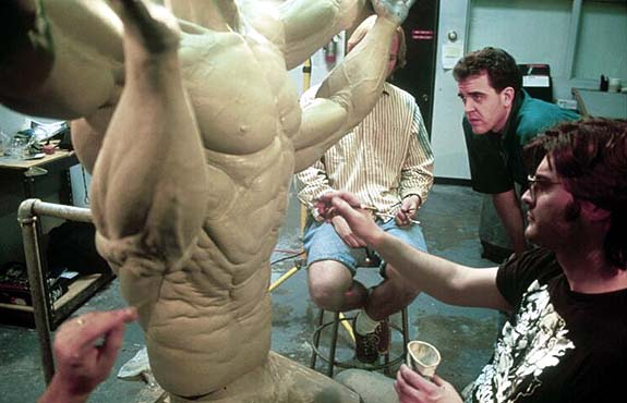 The Making Of Goro From 1995 S Mortal Kombat Video