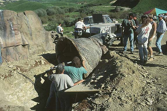 Refurbished Graboid From Tremors