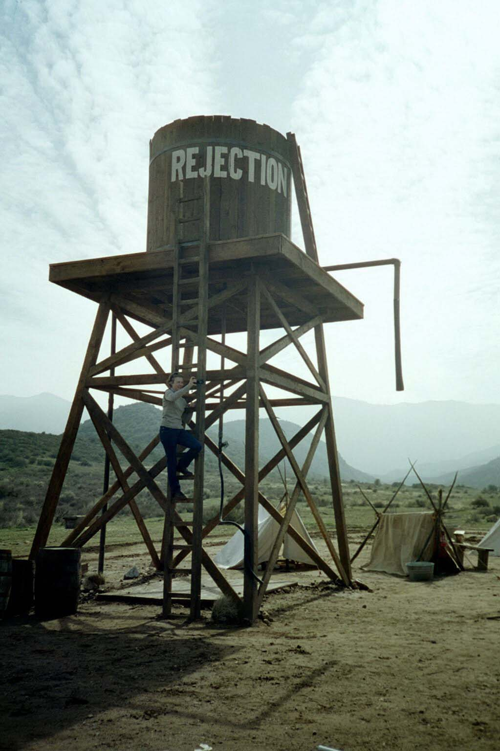 Rejection Water Tower