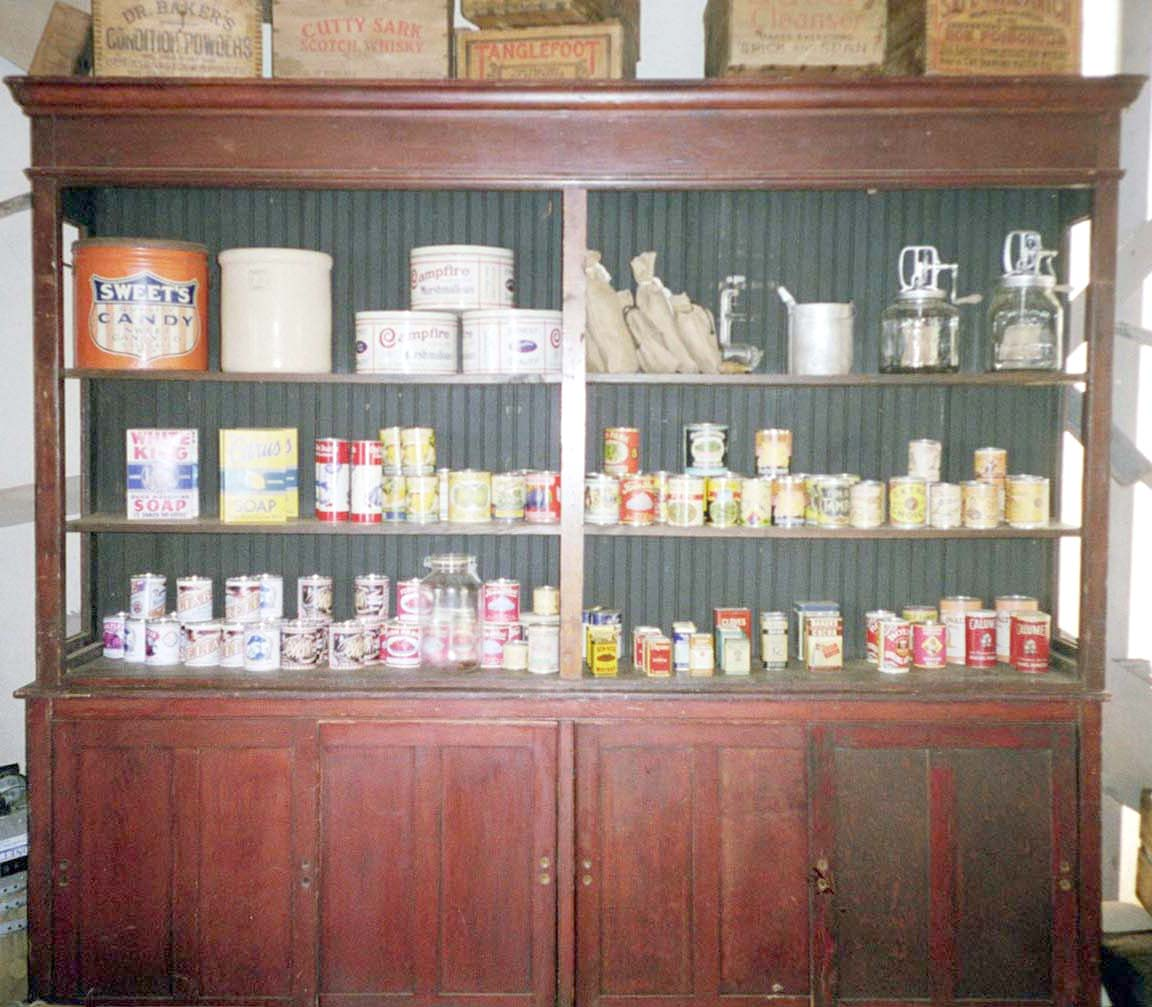 Market Shelves