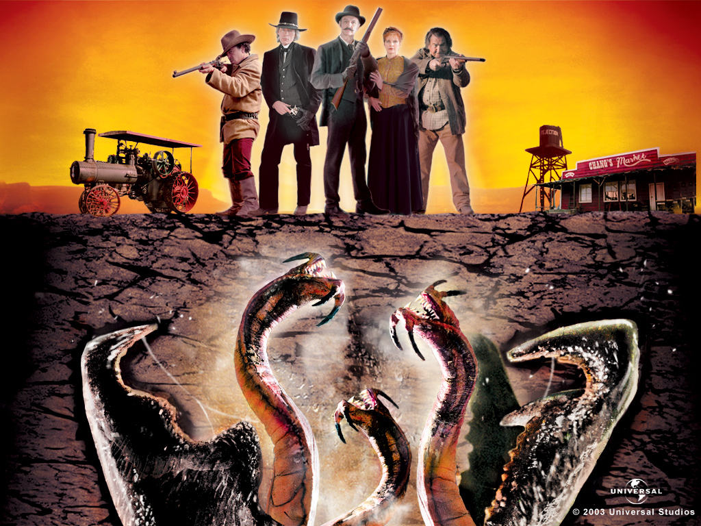 Tremors 4 Wallpaper