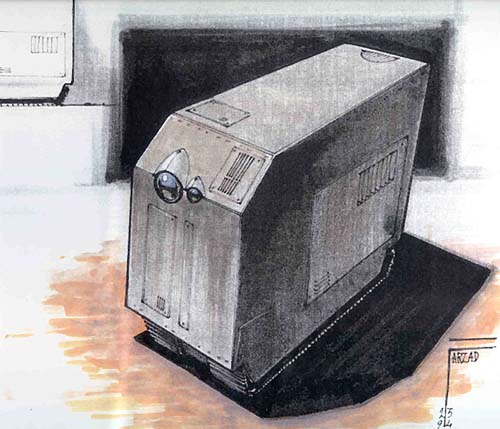The Killer Toaster Ovens!