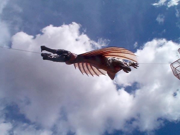 AB flying