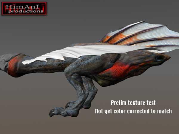 Ass Blaster Preliminary Texture Test