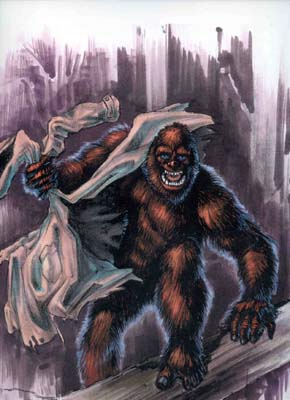 the characteristics of bigfoot a mythical creature 10 bizarre cryptids - a cryptids is a creature who my be thought by some people to exist, but isn't recognized by the scientific community examples are bigfoot.